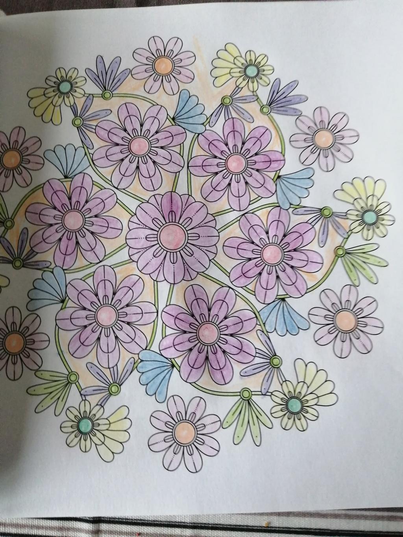 coloriage anti-stress pour adulte - Page 16 Bleu10