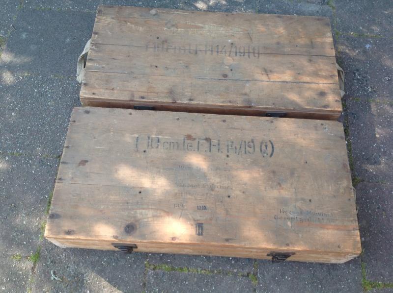 deux caisse 10 cm leFH 14/19(t) Allemagne  Foto_127