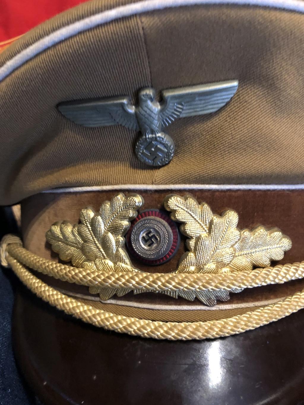 casquette nsdap et casque allemand ss Casque14