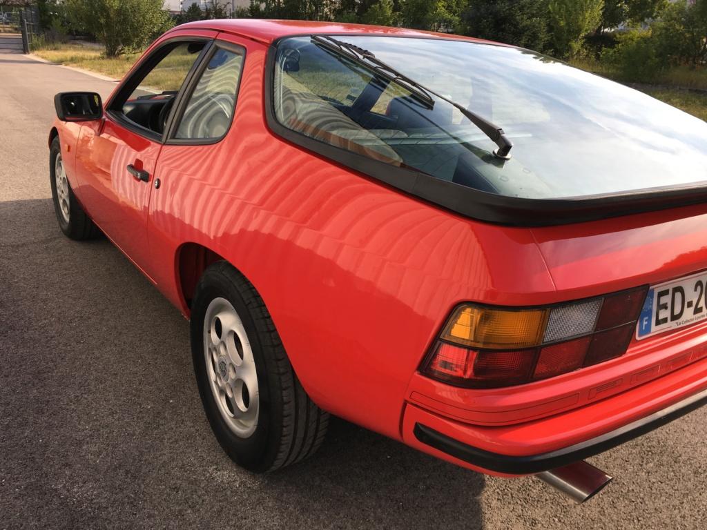 Présentation Porsche 924S Arg10