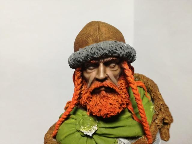 Buste Viking (1er peinture a l'huile) Img_2020