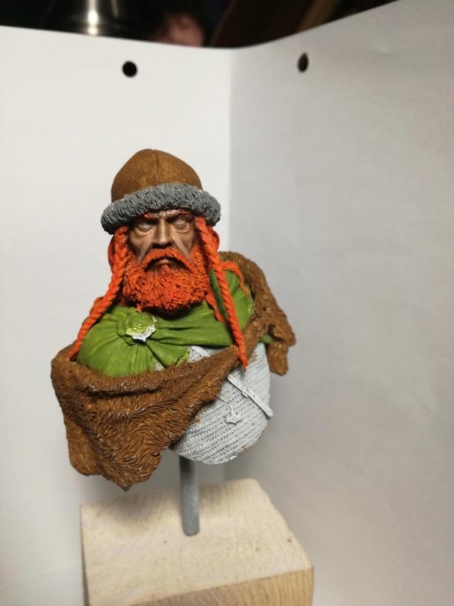 Buste Viking (1er peinture a l'huile) Img_2021