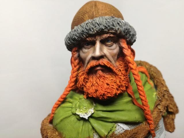 Buste Viking (1er peinture a l'huile) Img_2022