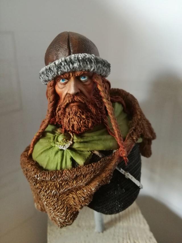 Buste Viking (1er peinture a l'huile) Img_2023