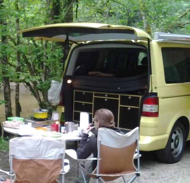 Vends SUISSE T5 Multivan Family camper 2.5l TDI DSG 2008 167000km Van_ju10