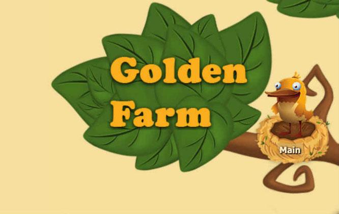 Oportunidade [PROVADO] Goldenfarm ganhe dolares em sua conta paypal ou payeer Golden10