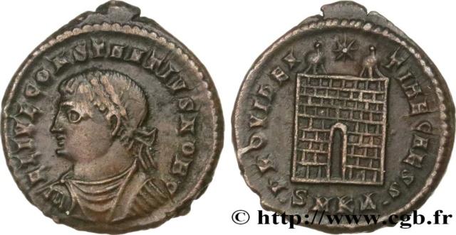 Ma petite collection de monnaies empire romain  00807710