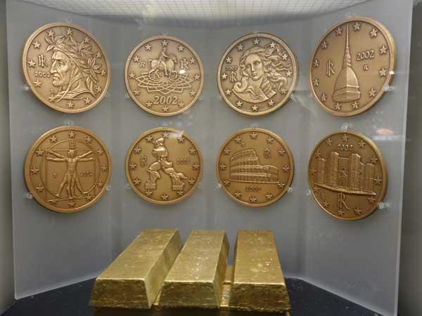 Je partage avec vous ma visite numismatique à Rome 374b3a10