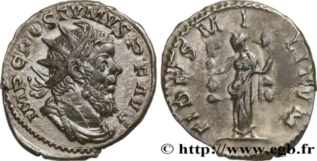 Ma petite collection de monnaies empire romain  4998eb10