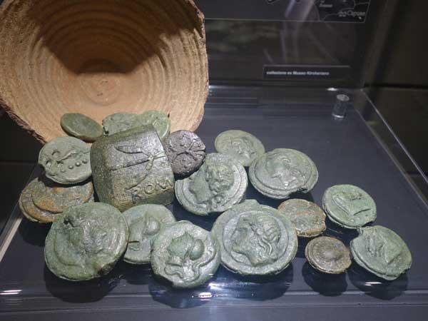 Je partage avec vous ma visite numismatique à Rome 8084e810