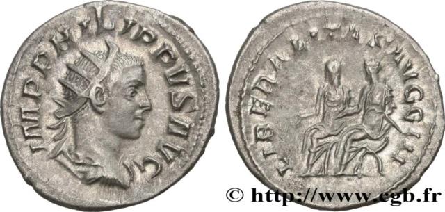 Ma petite collection de monnaies empire romain  B7ded410
