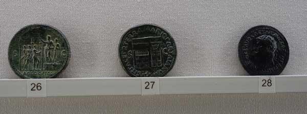 Je partage avec vous ma visite numismatique à Rome Ec351910