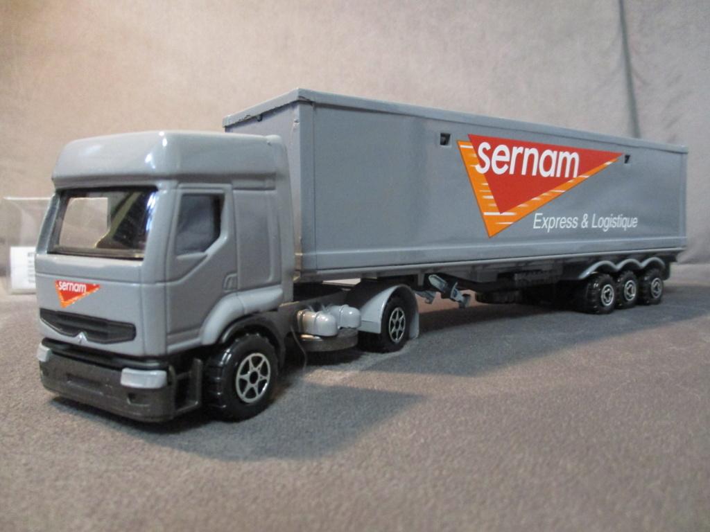 """N°3055 Renault Premium 1x 40"""" Container Img_4910"""