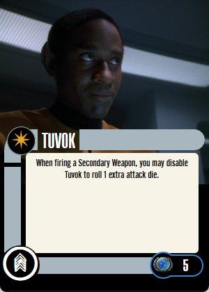 Warship Voyager - Living Witness Tuvok10