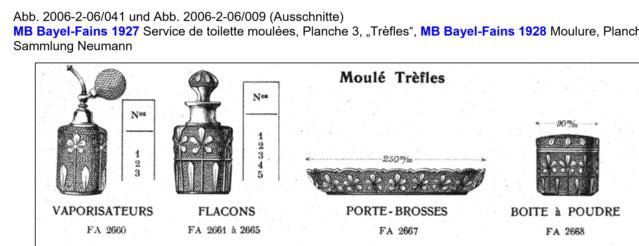 Flacon et vaporisateur Bayel-Fains & Erelbe Screen22