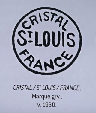 Gobelet marqué Saint Louis - modèle Tommy  - qualité douteuse Win_2013