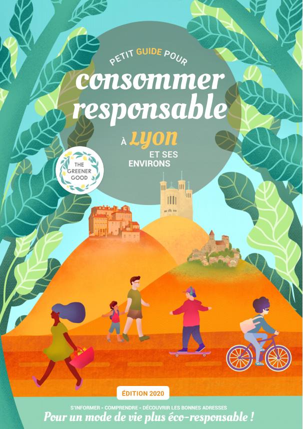 Le Guide pour Consommer Responsable à Lyon et ses environs Couver11