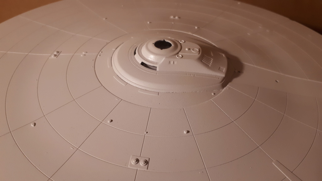 Enterprise NCC 1701 (Kelvin Zeitlinie) / Revell, 1:500 20200314
