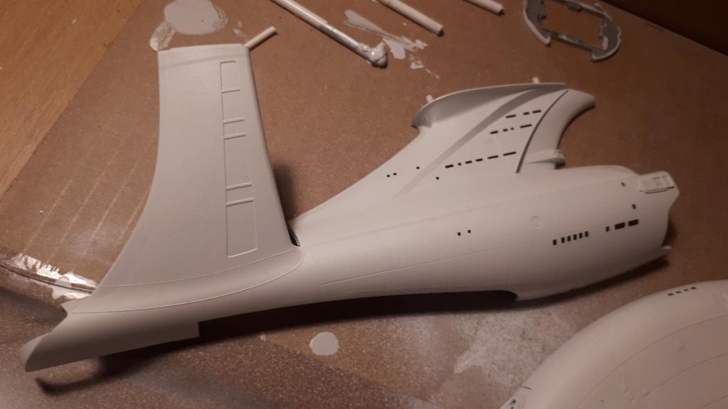 Enterprise NCC 1701 (Kelvin Zeitlinie) / Revell, 1:500 20200315