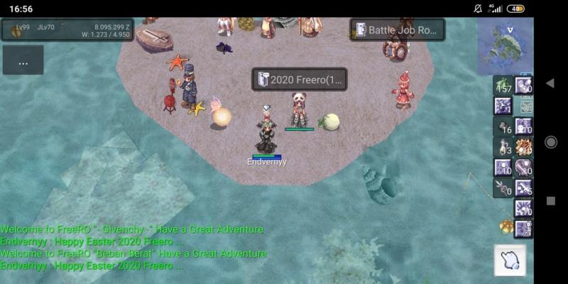 Event Screenshot Easter (Paskah) Screen14