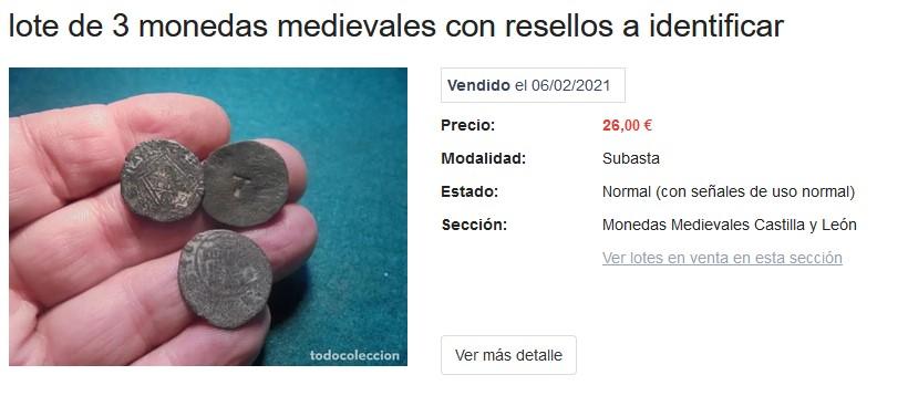 Monedas medievales con resellos en Todocolección (legionnovena) Orient11