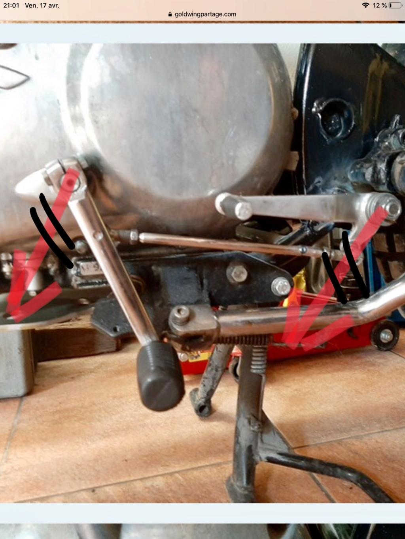 [RESOLU] Déplacer la pédale de frein arrière sur mon bobber+ commande reculée sélecteur tout le déroulé de la modiff....... - Page 2 238fd110