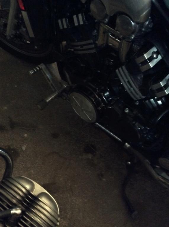 [RESOLU] Déplacer la pédale de frein arrière sur mon bobber+ commande reculée sélecteur tout le déroulé de la modiff....... - Page 2 C99e8410