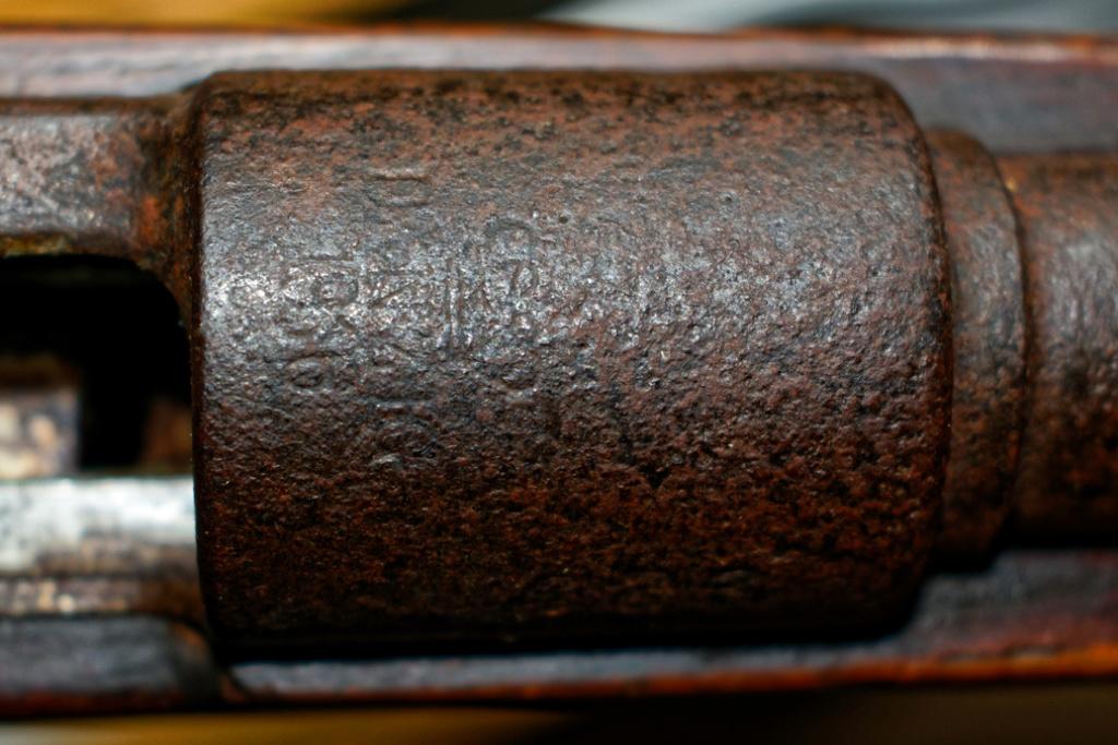 Présentation pour identification des vestiges archéologiques exhumés - Le Mauser ? Dsc_0049