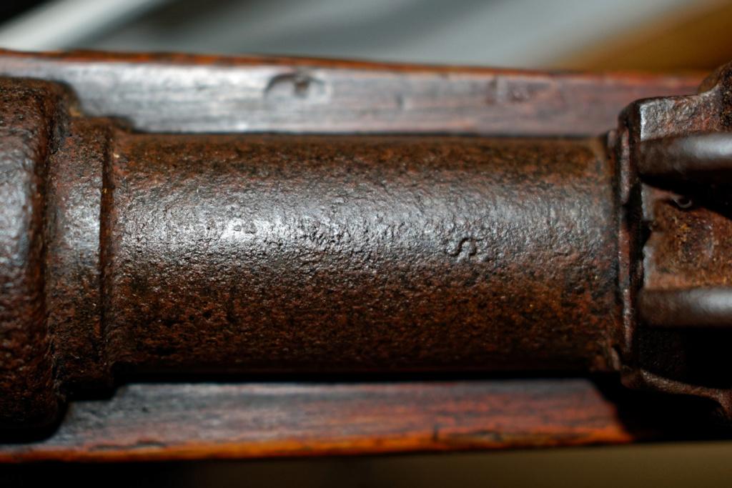 Présentation pour identification des vestiges archéologiques exhumés - Le Mauser ? Dsc_0050