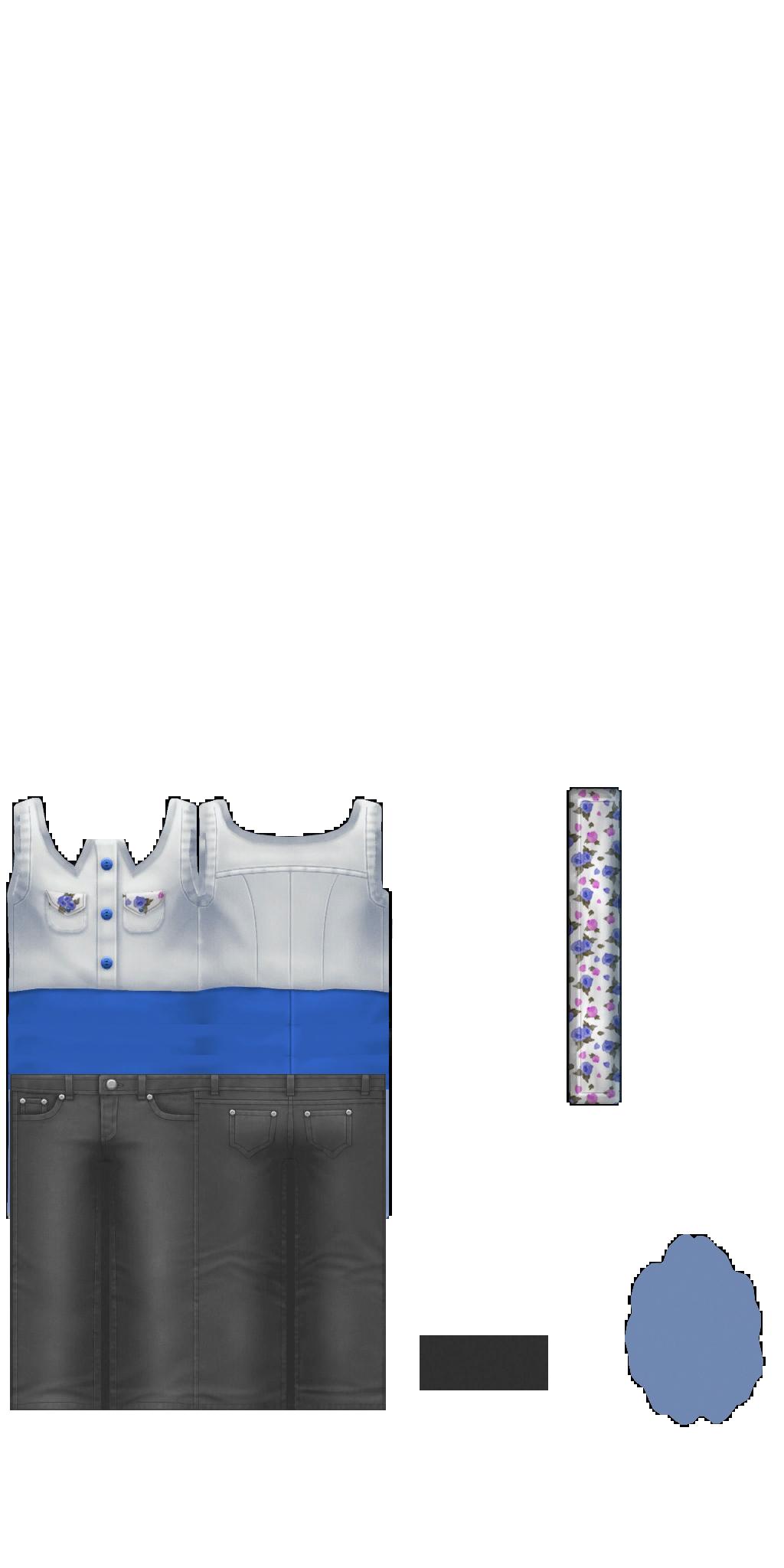 [Sims 4] Problème dans blender, scrapclothing et frankenmeshing  Textur10