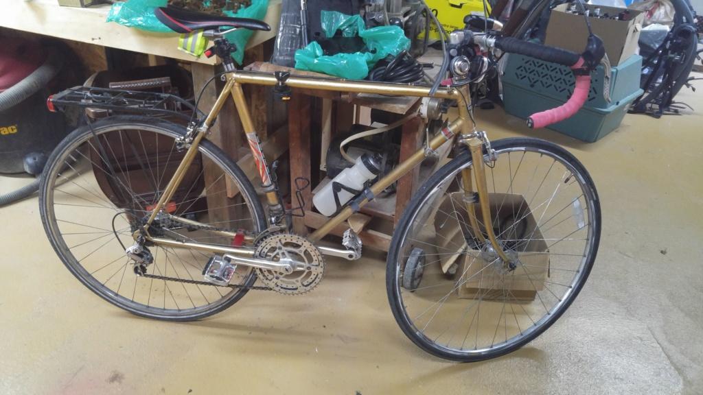 Vélo mercier à identifier 20180910