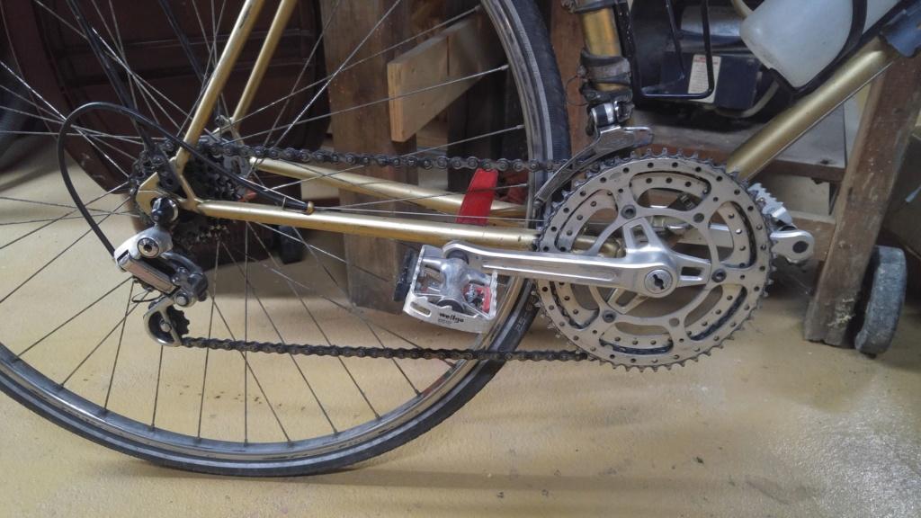 Vélo mercier à identifier 20180911
