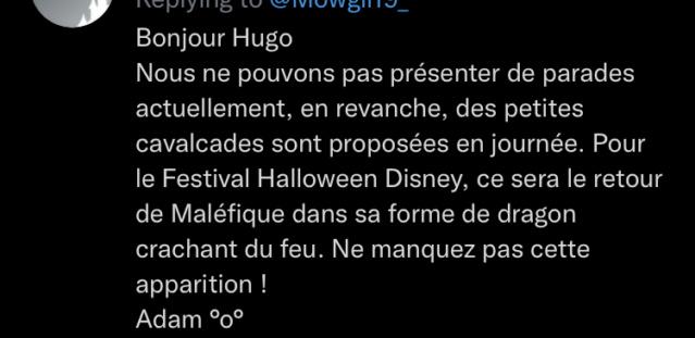 Le Festival Halloween Disney (du 1er octobre au 7 novembre 2021) - Page 3 371b2010