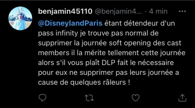 Pass Annuels et réouverture de Disneyland Paris le 15 juin 2021  - Page 4 5b883510