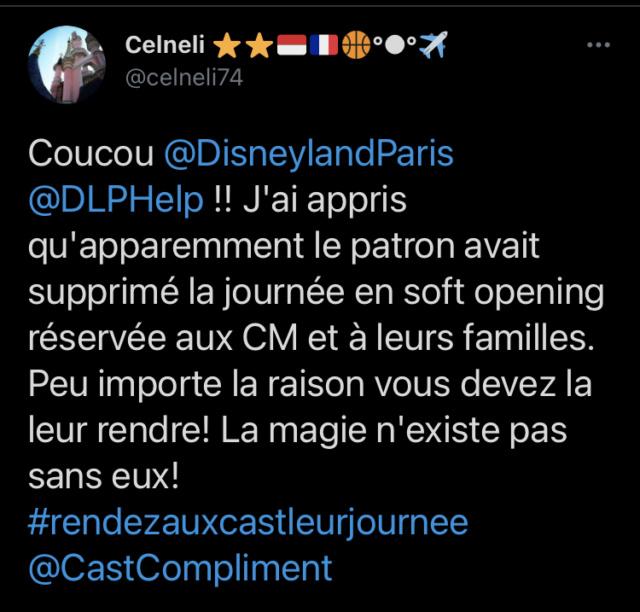 Pass Annuels et réouverture de Disneyland Paris le 15 juin 2021  - Page 4 7aa84f10