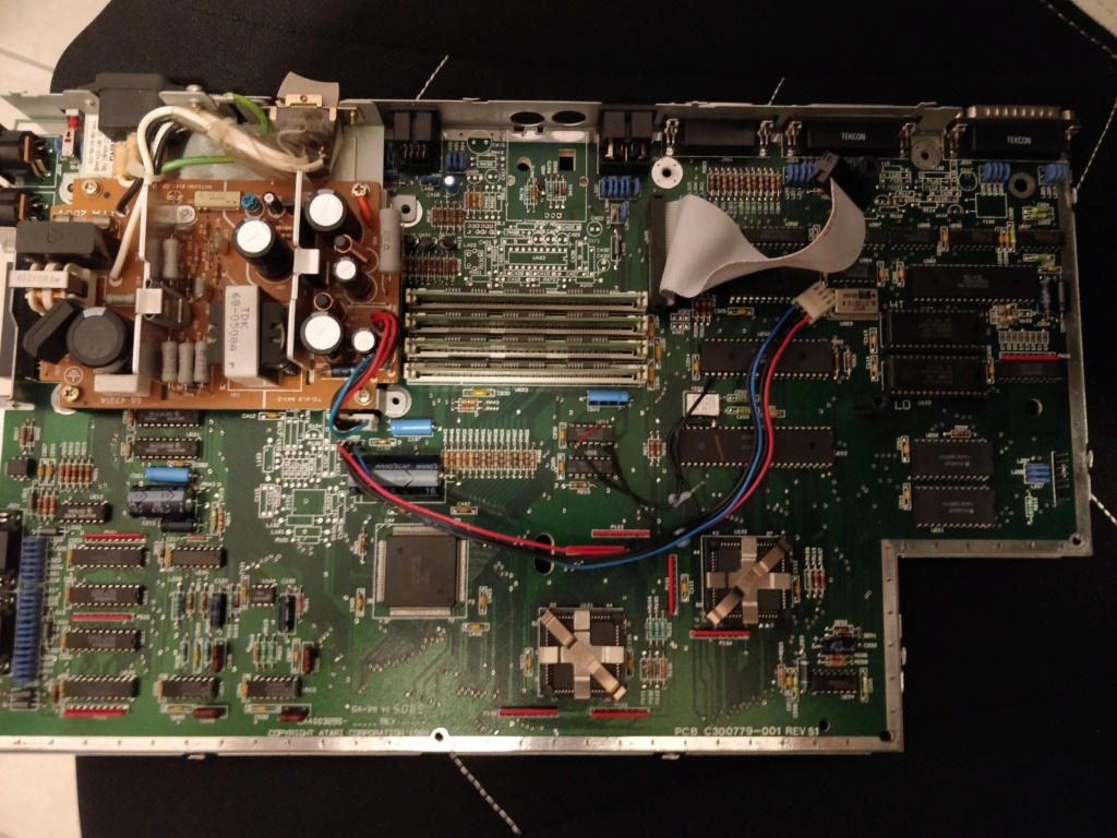 [Vend] Atari 1040 / 4160  STE 4MO de RAM en boite Intern10