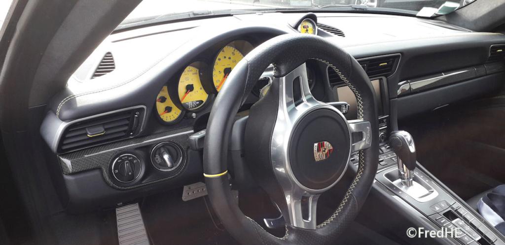 Spendide  991 Turbo S Techart carbon R2019011