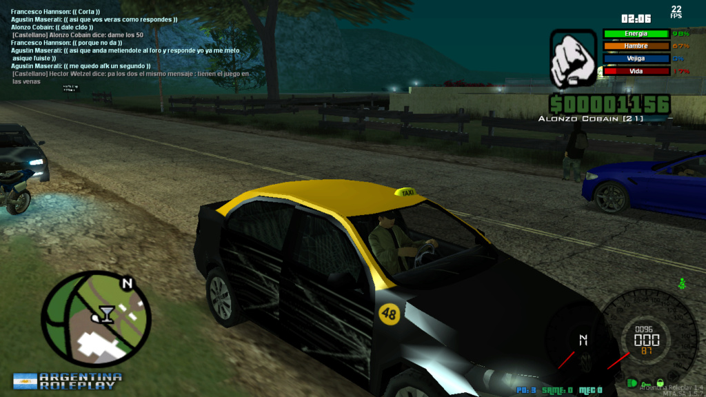 [Reporte] Hector Wetzel[reporte por:    IOOC, DM CAR  Mta-sc23