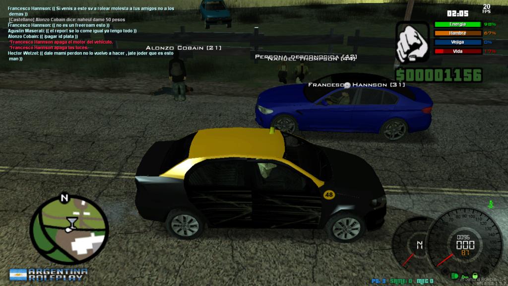 [Reporte] Hector Wetzel[reporte por:    IOOC, DM CAR  Mta-sc24