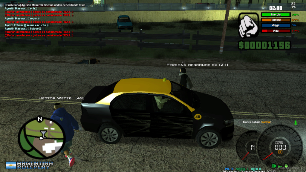[Reporte] Hector Wetzel[reporte por:    IOOC, DM CAR  Mta-sc26