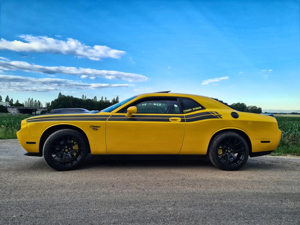 Heurty (Dodge Challenger RT 2010) 210