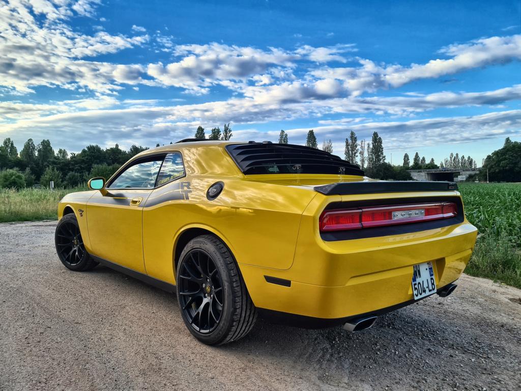 Heurty (Dodge Challenger RT 2010) 311