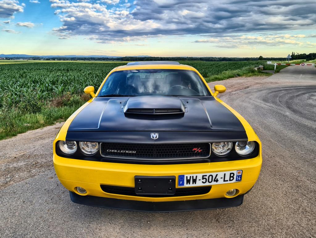 Heurty (Dodge Challenger RT 2010) 510