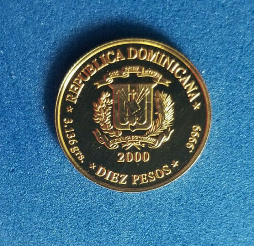 República Dominicana - Dominican coins Santa_11
