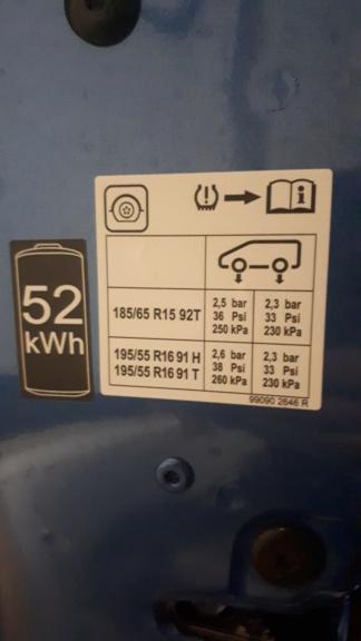 Historique de Zoé et de ses versions de moteurs et de batteries 20200910