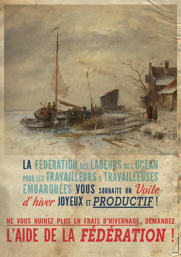 La Gazette de Hurlevent - Édition & Brève - Page 6 Affich19