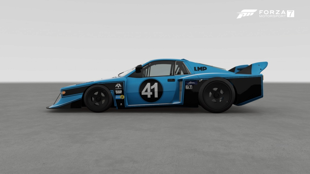 TEC R4 24 Heures du Mulsanne - Livery Inspection - Page 6 Bc99f110
