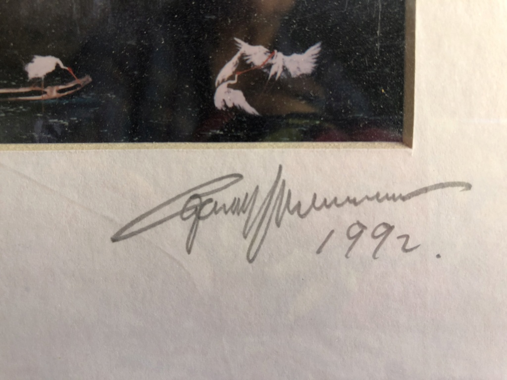 Anyone recognize this photographer's or printmaker's signature or work? Img_3129