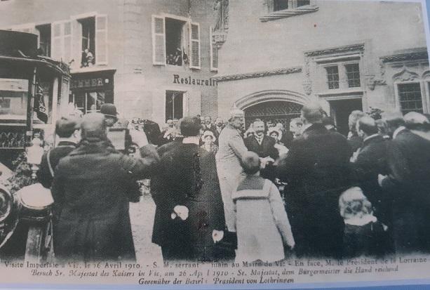 Visite en 1910 du Kaiser Doc_vi12