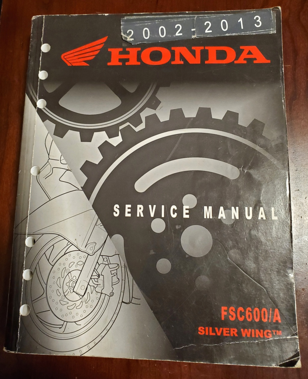 Service Manual For Sale Silver10
